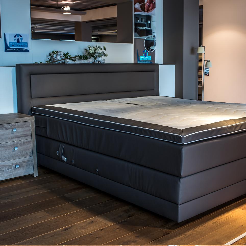 De dreambox de luxe elektrisch herraets slapen - Slaapkamer kasten modellen slapen ...